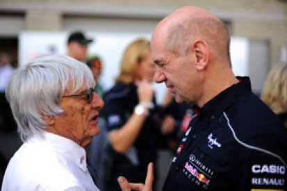 Red Bull's Adrian Newey says double points will cheapen Formula 1