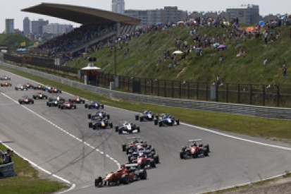 Zandvoort Masters to be run for 'non-F3' cars in 2014