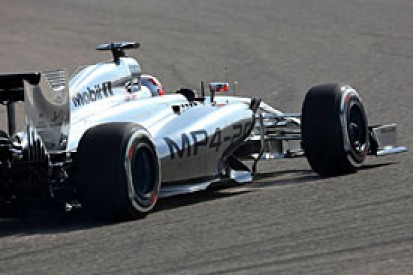 Bahrain F1 test: Magnussen tops first morning, Red Bull still in trouble