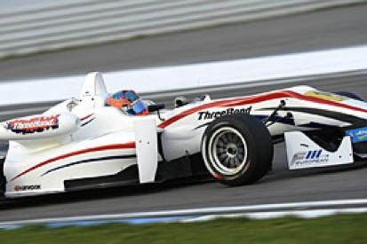 ThreeBond focuses on British Formula 3 for 2014 season