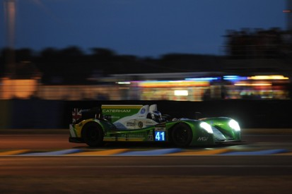 Caterham withdraws LMP2 entry from Le Mans 24 Hours and ELMS