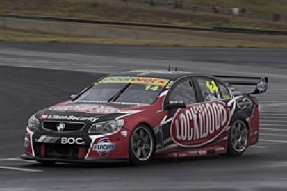 Fabian Coulthard leads Eastern Creek V8 Supercars test