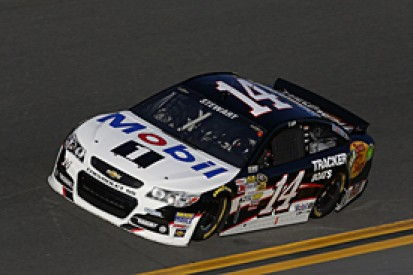 Tony Stewart surprised by pain-free return to NASCAR Sprint Cup
