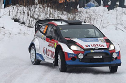 Robert Kubica says Rally Sweden was valuable despite accidents