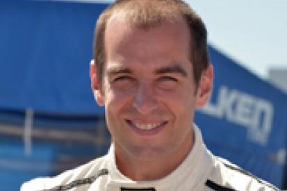 Le Mans 24 Hours SRT Viper seat for Jeroen Bleekemolen