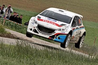 Peugeot dismisses 208 T16 rally car delay talk, confirms Acropolis