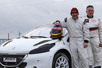 Former F1 champion Jacques Villeneuve to compete in World Rallycross Championship