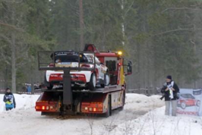 Citroen defends Kris Meeke's Rally Sweden performance