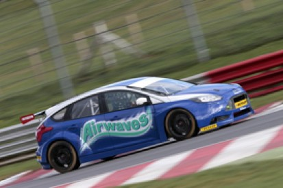 Fabrizio Giovanardi completes first BTCC test of 2014 return