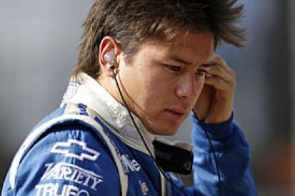 KV Racing signs Sebastian Saavedra for 2014 IndyCar season