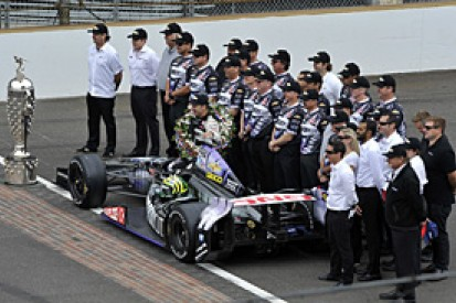Jimmy Vasser wants KV Racing to run third car in Indianapolis 500