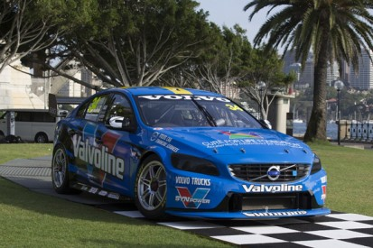 Volvo unveils its V8 Supercars S60