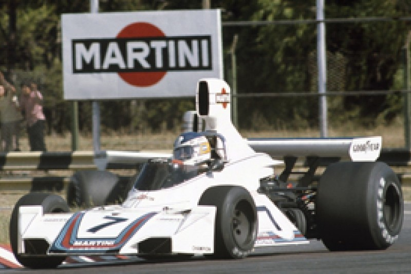 Williams to bring Martini livery back to Formula 1 in 2014