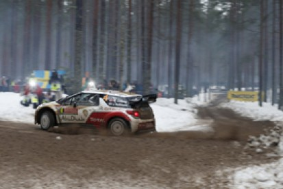 Sweden WRC round rejects calls for new route after snow shortage