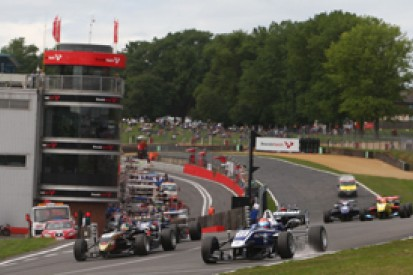 FIA warns against F3 name use in British Formula 3 and other series