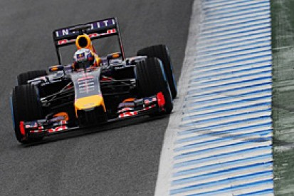 Red Bull insists nothing major is wrong with its new Formula 1 car