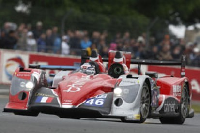 TDS Racing switches from ORECA to Morgan for 2014 ELMS
