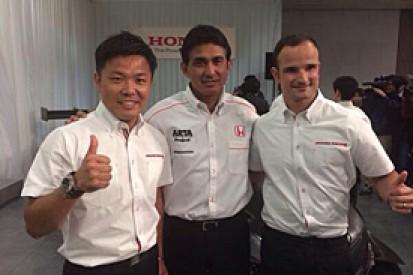 Former F1 driver Liuzzi to race in Super Formula and Super GT