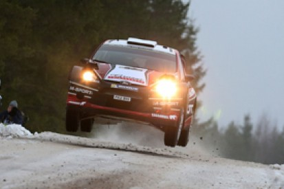 WRC Sweden: Ott Tanak stunned by his comeback form