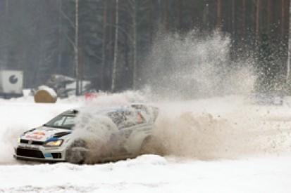 WRC Sweden: Sebastien Ogier goes off and loses lead