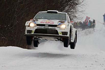 WRC Sweden: Latvala heads VW team-mate Mikkelsen by just 1.6s