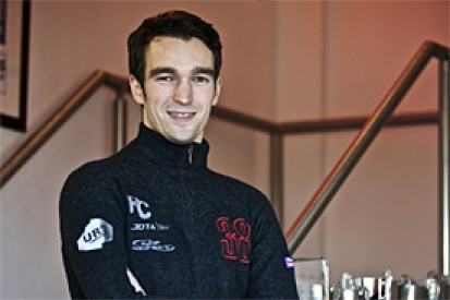 Harry Tincknell switches to sportscars with Jota Sport LMP2