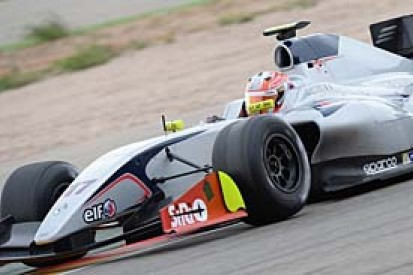 Luca Ghiotto to graduate to FR3.5 with Draco for 2014