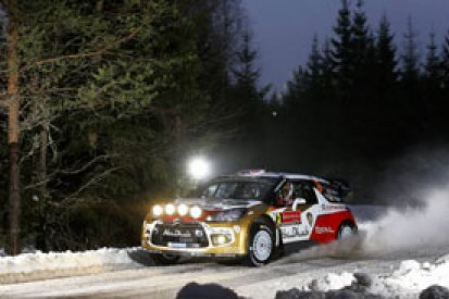 WRC Rally Sweden: Kris Meeke vows caution after shakedown off