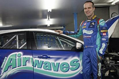 Fabrizio Giovanardi returns to the BTCC with Motorbase