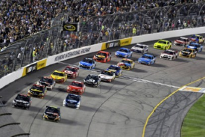 NASCAR introduces new penalty system for 2014