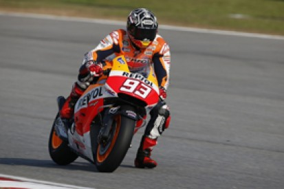 Sepang MotoGP test: Marc Marquez fastest again on day two