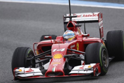 Ferrari boosted by windtunnel results following first F1 test of 2014