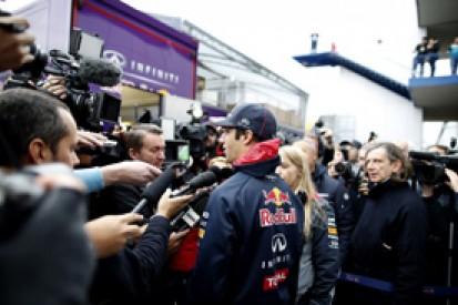 Daniel Ricciardo: Mercedes' F1 test form doesn't worry Red Bull