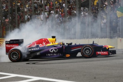 F1 audience drop in 2013 blamed on Vettel's domination