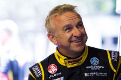 Ingall bucks retirement talk, seals 2014 V8s deal with Dumbrell team