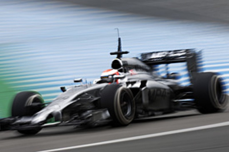 Drivers think new Formula 1 cars 'a bit too slow' at the moment