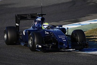 Massa thinks Williams's confidence as a Formula 1 team has returned