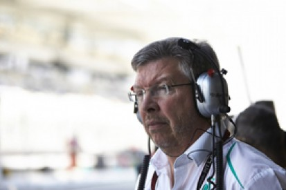 Ross Brawn says he has now retired from Formula 1