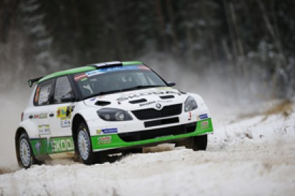 Latvia ERC: Esapekka Lappi takes lead from surprising Vasily Gryazin