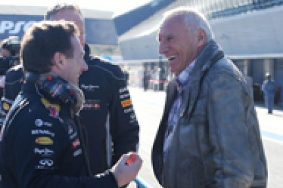 Red Bull owner Dietrich Mateschitz concerned over F1 budget cap