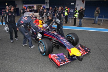 Red Bull has no need to panic about 2014 F1 car, insists Ricciardo