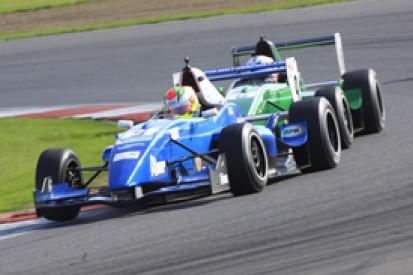 Formula Renault team Scorpio weighs up 2014 British Formula 3 entry