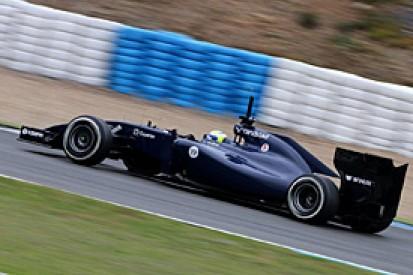 Jerez F1 test: Massa puts Williams on top on final day