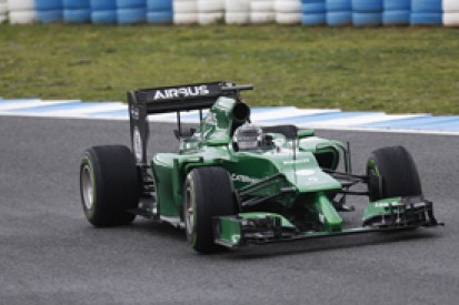Kamui Kobayashi: Renault will turn tough start to F1 2014 around