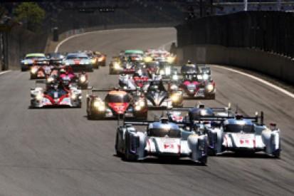 Interlagos switches to World Endurance Championship season finale