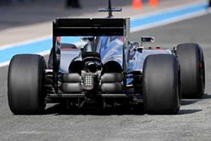 F1 rivals set to copy McLaren's rear suspension design