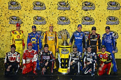 NASCAR reveals radical winner-takes-all Sprint Cup title decider