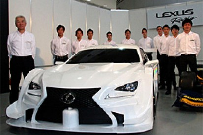 Oliver Jarvis signs up for Super GT programme with Lexus