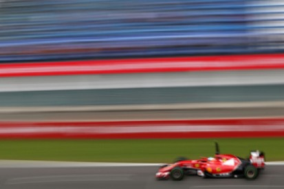 Jerez F1 test: Alonso and Ferrari fastest, Mercedes does race sim