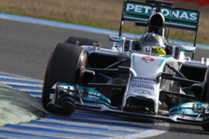 Nico Rosberg: Mercedes firmly on track after strong Jerez F1 test